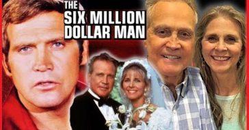 The cast of 'The Six Million Dollar Man'