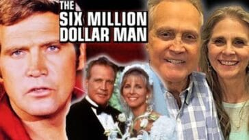 The cast of 'The Six Million Dollar Man'