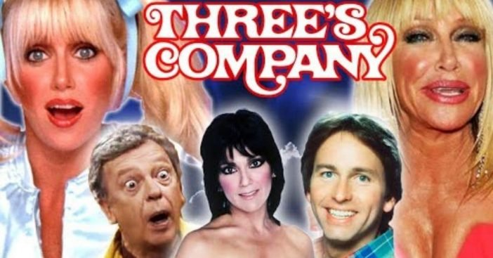 The cast of 'Three's Company' then and now