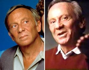 The former Mr. Roper in the Three's Company cast and a few years before his passing