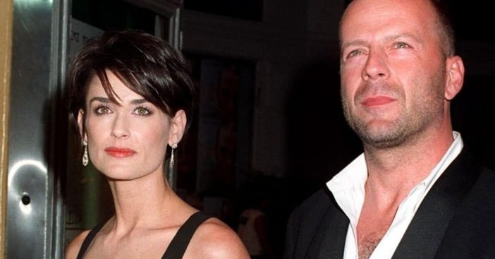 The reason why Demi Moore and Bruce Willis got divorced
