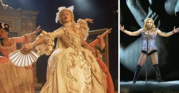 The story behind Madonnas iconic VMA outfit in 1990