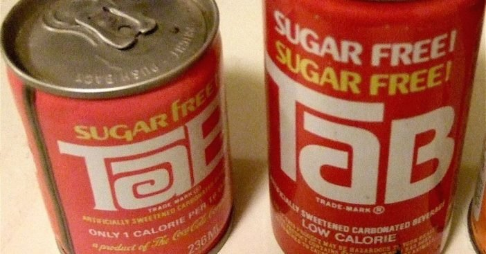 The story of Tab a diet soda from Coca Cola