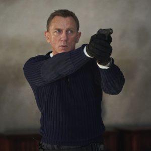 This Bond film will be Craig's last