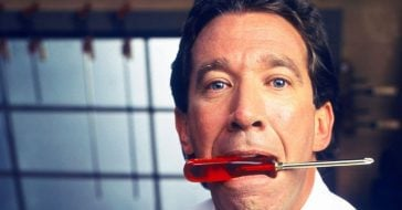 Tim Allen was arrested for drugs before his career took off