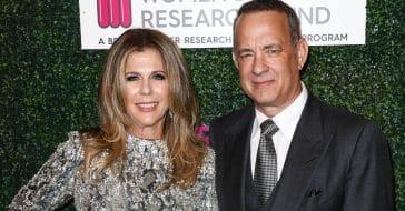 Tom Hanks shares parenting secrets