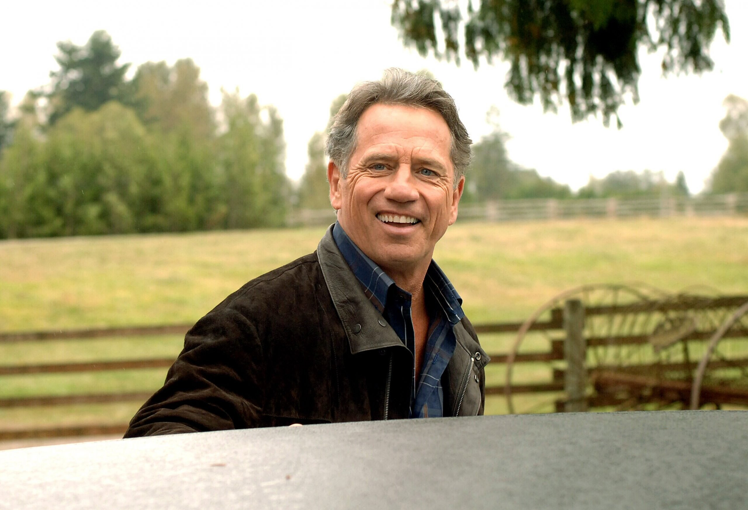 Tom Wopat on Smallville