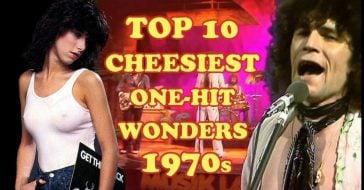Top 10 Cheesiest one hit wonders of the 1970s