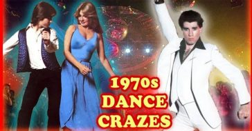 Top 1970s dance crazes