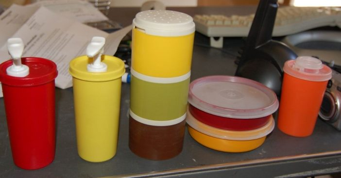 Tupperware is reporting an increase in sales during the pandemic