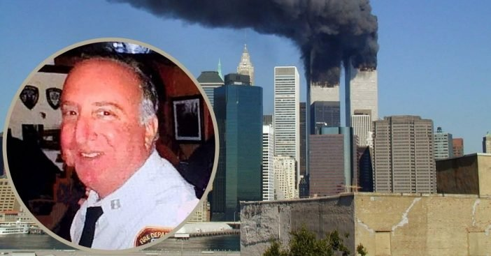 Ralph Gismondi 9/11 first responder