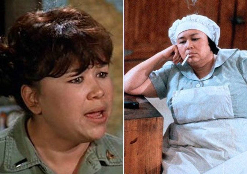 mash actors then and now