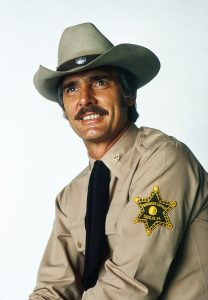 Weaver became a sheriff in McCloud