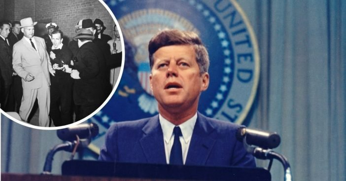 What happened after JFK was assassinated