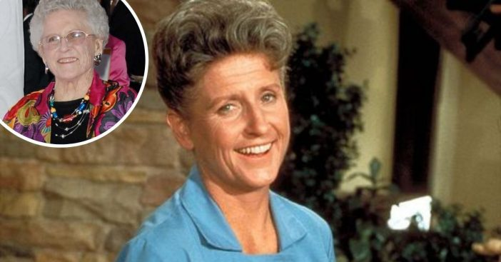 Whatever Happened to Ann B Davis from The Brady Bunch