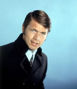 When not on Medical Center, Chad Everett tends to animals