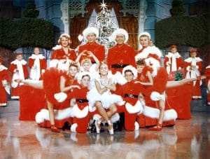 White Christmas has singing, dancing, and holiday cheer