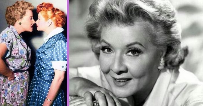 Why Lucy And Vivian Vance Parted Ways On 'The Lucy Show'_ 'Vivian Was Trying To Take Control!'