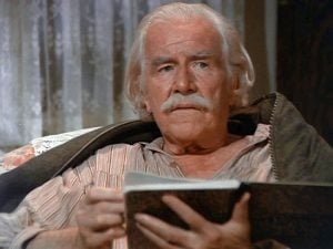 Will Geer as Grandpa Zeb