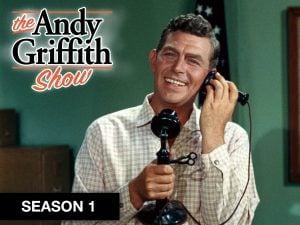 Working behind-the-scenes on The Andy Griffith Show helped Smith show everyone who he really was