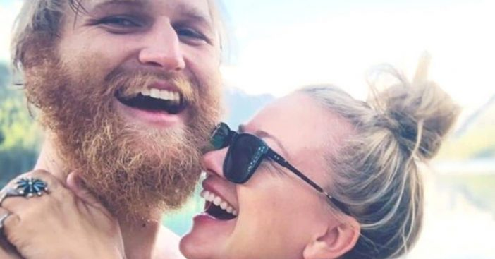 Wyatt Russell and his wife are expecting their first child