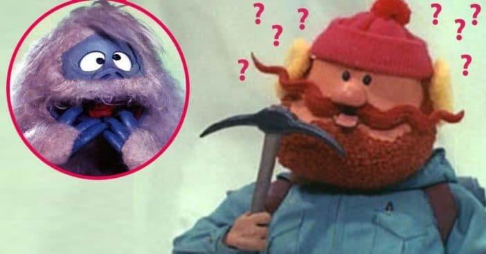 Yukon Cornelius' Odd Licking Behavior Finally Explained In This Deleted Scene