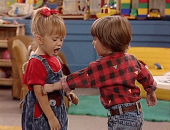 Uncle Jesse Confuses Fans On How He Raised Little Michelle In 'Full House'