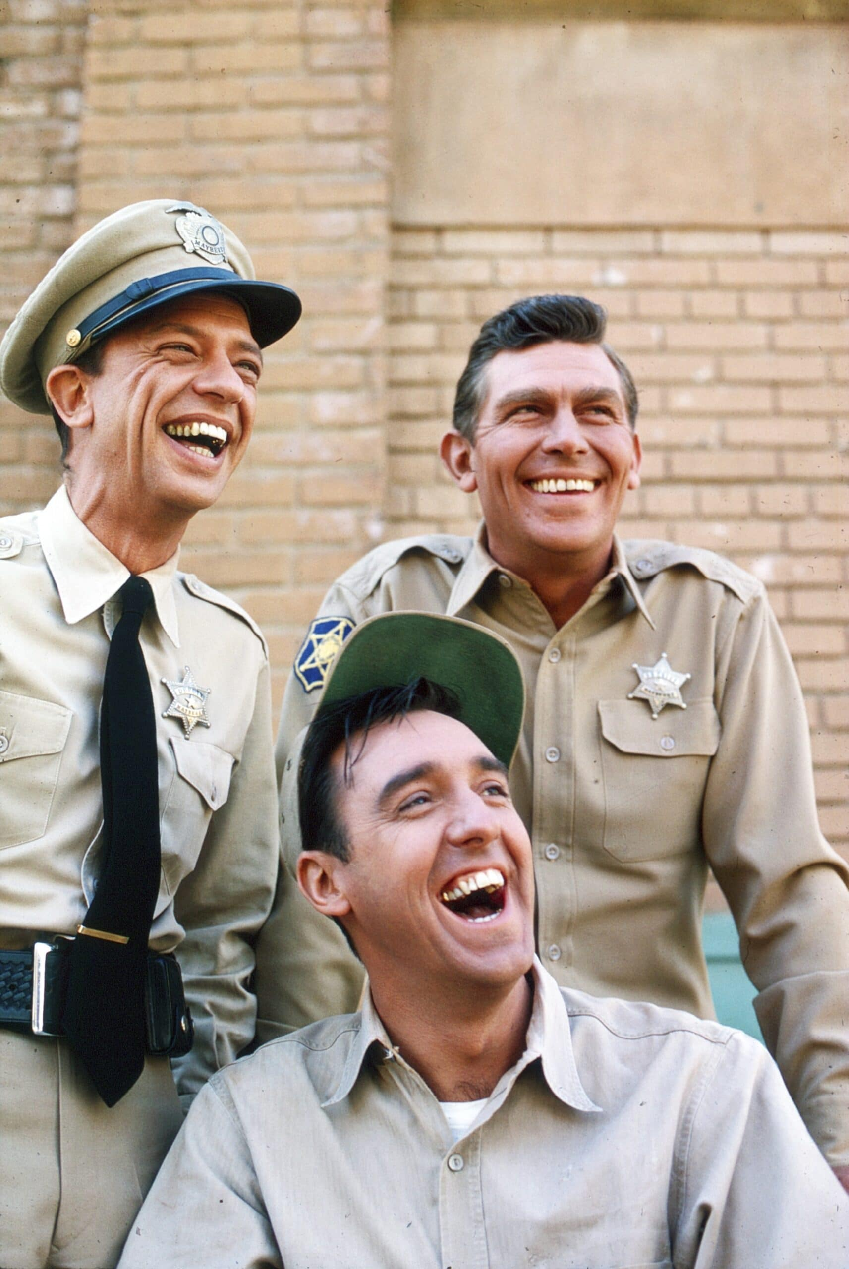 'THE ANDY GRIFFITH SHOW,' Don Knotts, Jim Nabors, Andy Griffith
