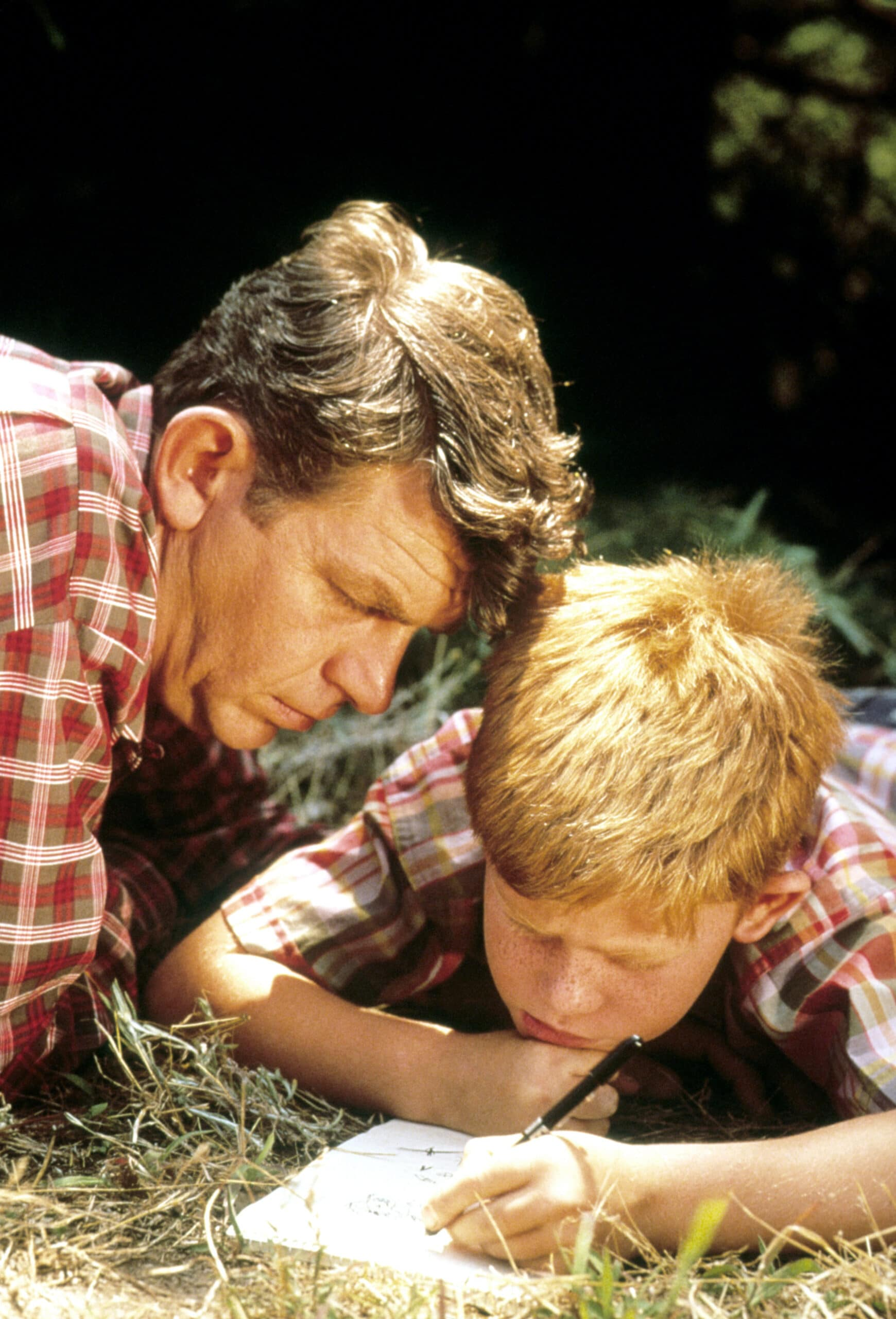 andy and opie the andy griffith show father son