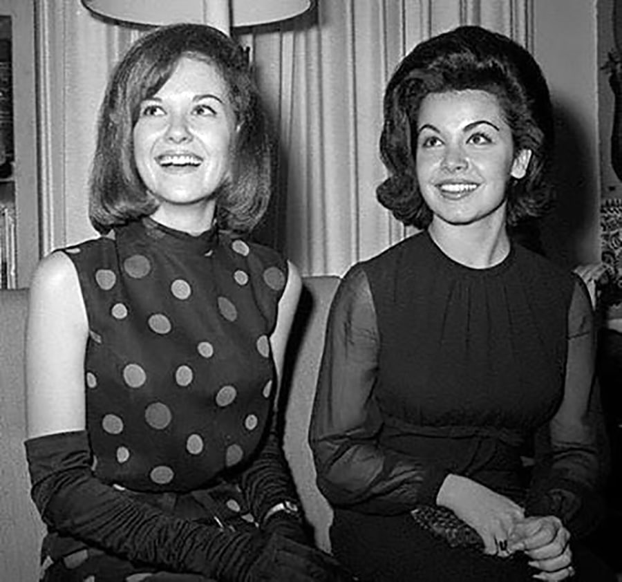 shelley-fabares-annette-funicello