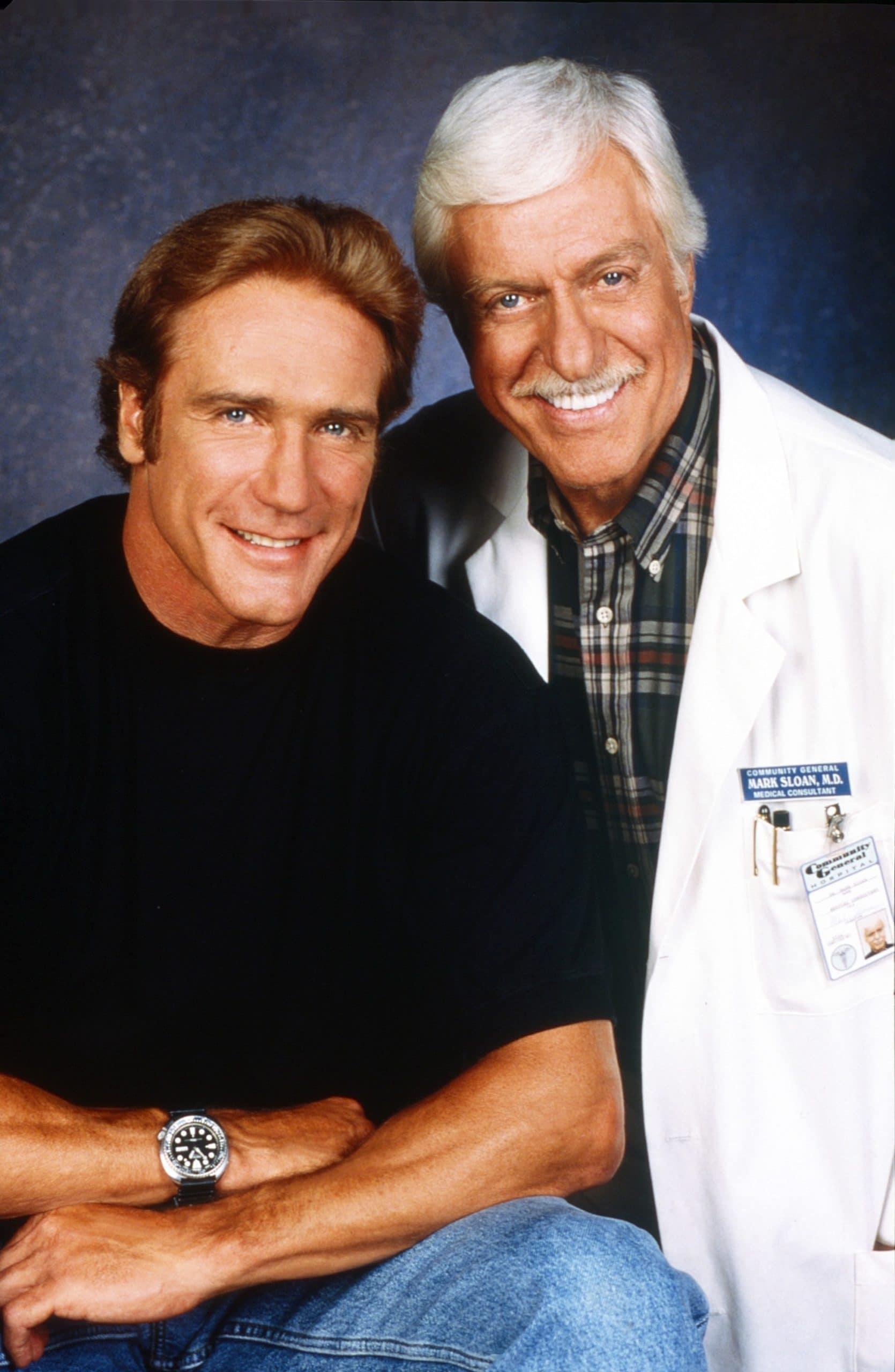 Barry Van Dyke, Dick Van Dyke