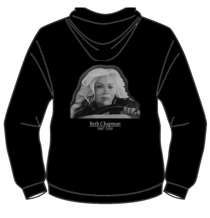 beth chapman memorial hoodie