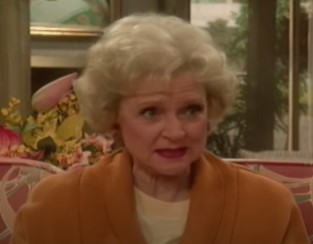 A 'Golden Girls' Flashback — See Betty White And Other Cast Members Back In 1991