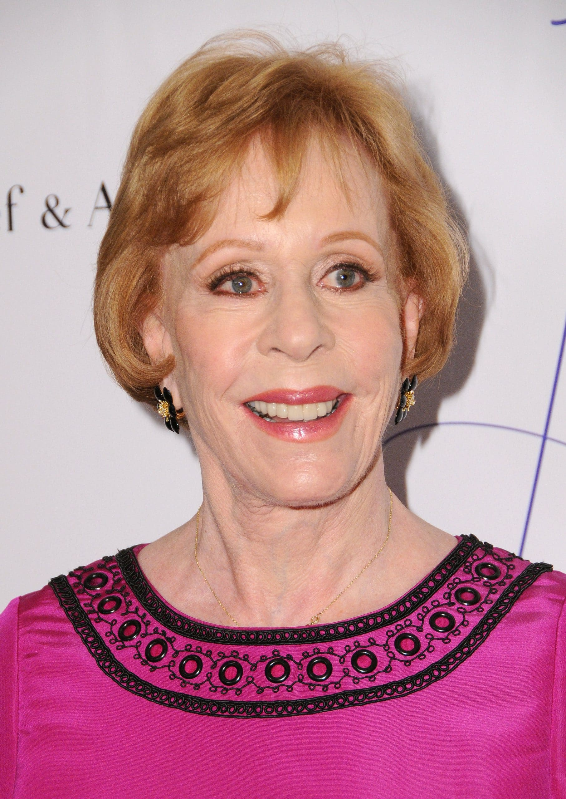 Carol Burnett Gains Temporary Guardianship Of Grandson Amid Daughter's Substance Abuse Issues