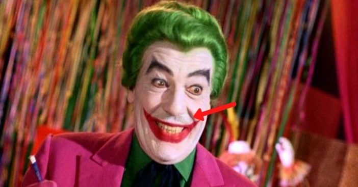 cesar romero the original joker who refused to shave his mustache