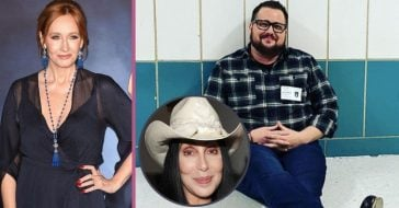 chaz bono son of cher opens up about jk rowling transgender comments
