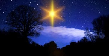 christmas star first time in 800 years