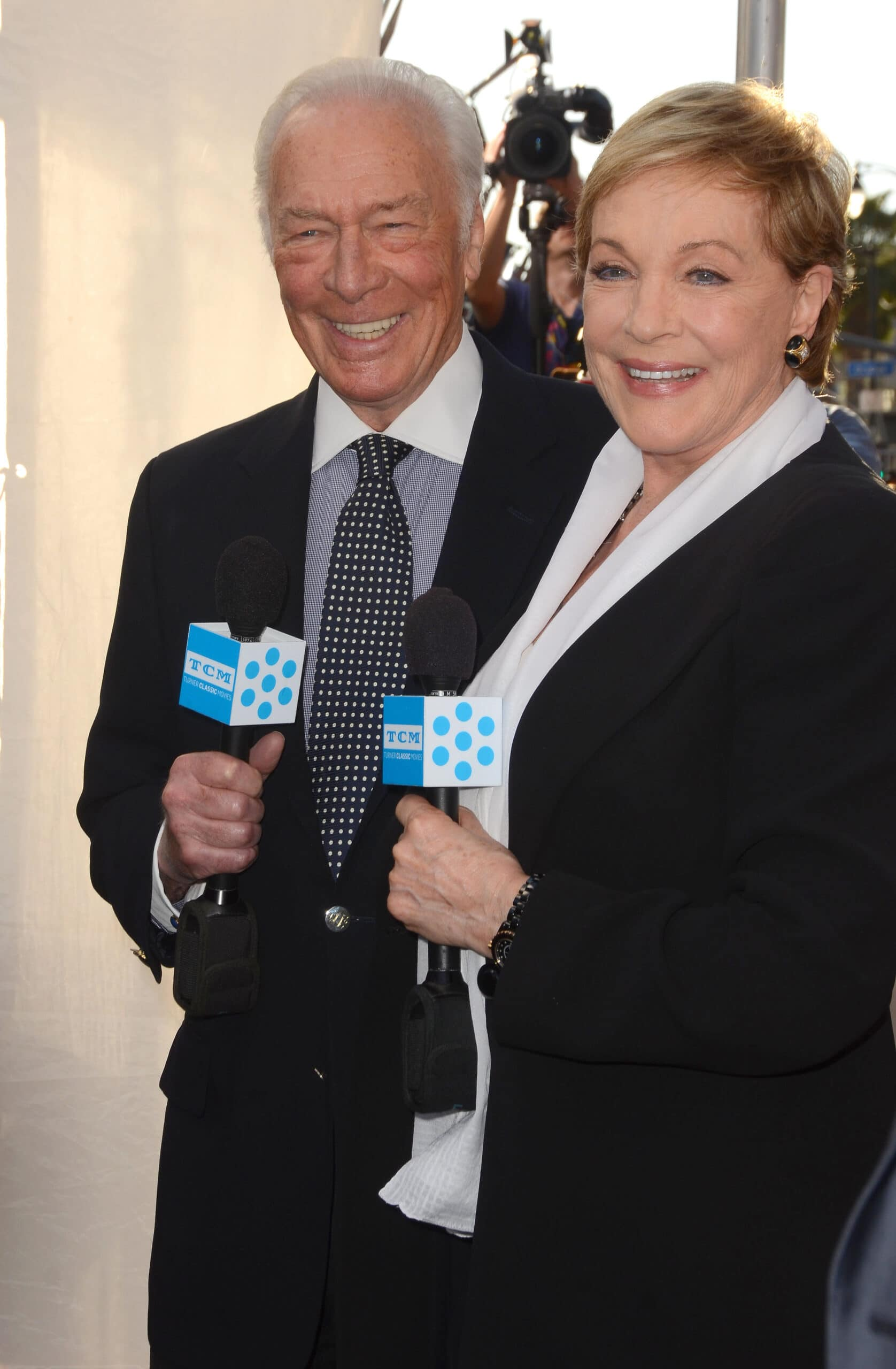 Why Julie Andrews And Christopher Plummer's Kiss Took Over A Dozen Takes