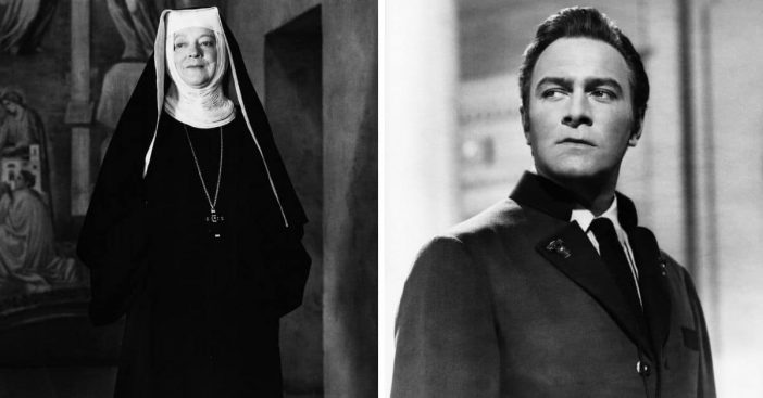 christopher plummer's after-hours festivities with the nuns