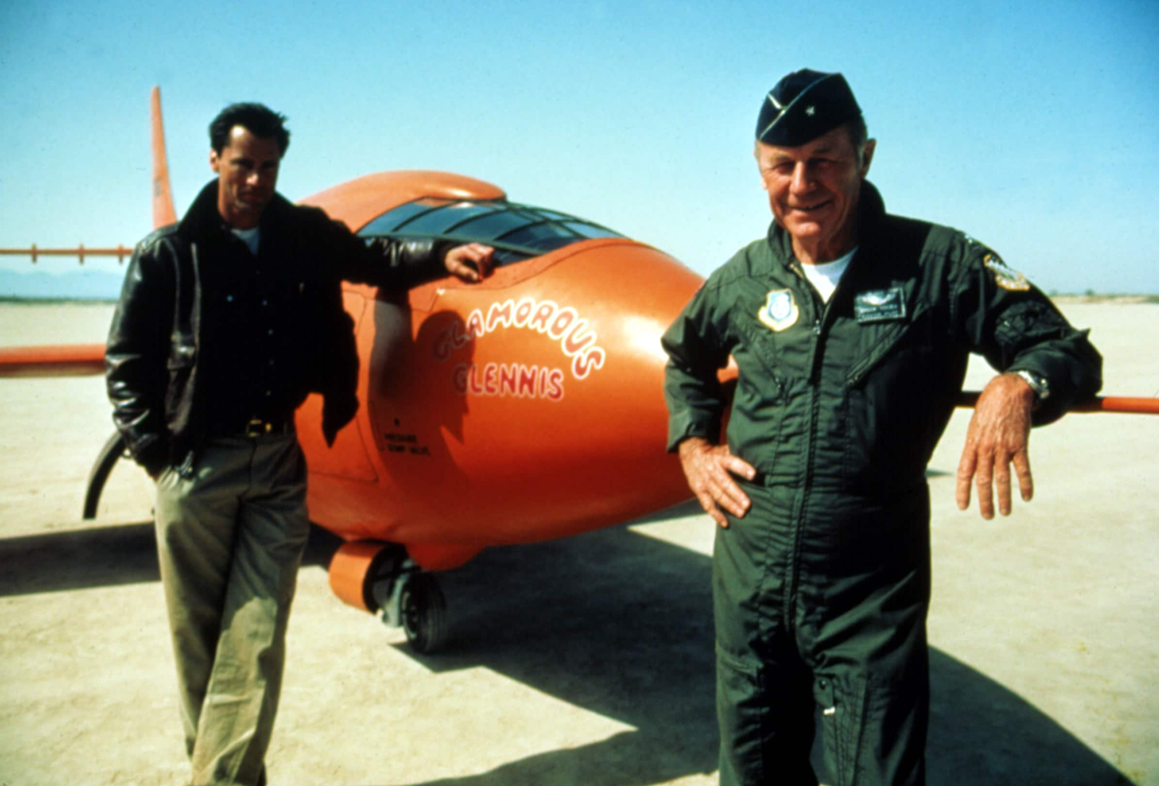 chuck yeager sam shepard