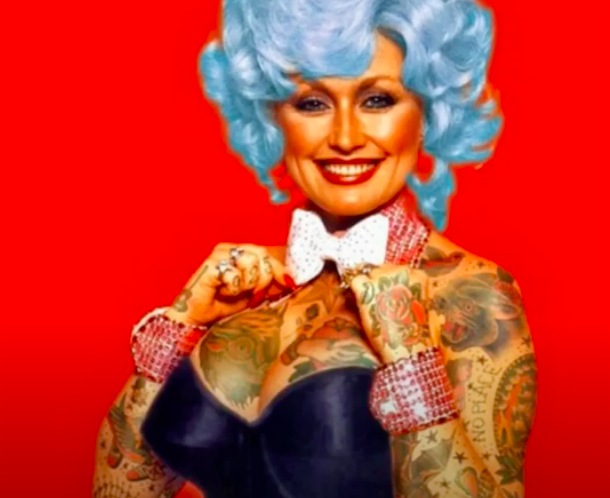 Dolly Parton Confirms Whether Or Not She's Secretly Hiding Tattoos All Over Her Body