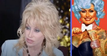 dolly parton talks about tattoo rumors
