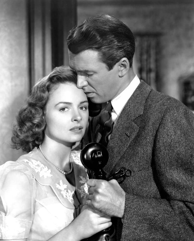James Stewart Refused To Work With Donna Reed Again When 'It's A Wonderful Life' Bombed In Theatres
