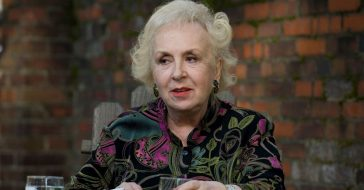 doris roberts on exec producer treatment on the show towards cast