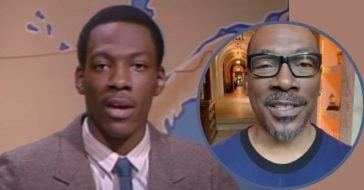 eddie murphy wins first emmy for return to SNL