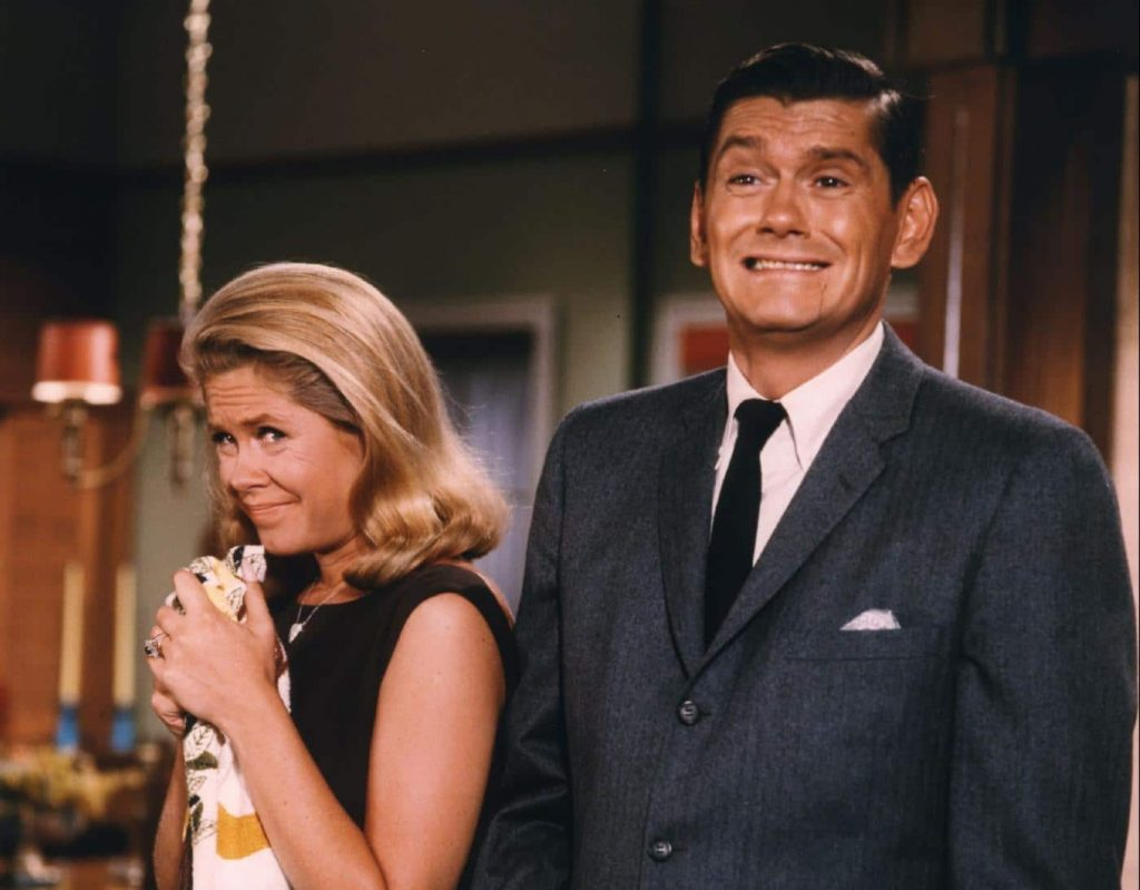 elizabeth-montgomery-dick-york-in-bewitched