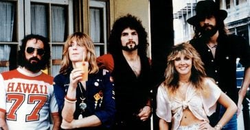 fleetwood mac would've never happened if stevie nicks didn't get an abortion