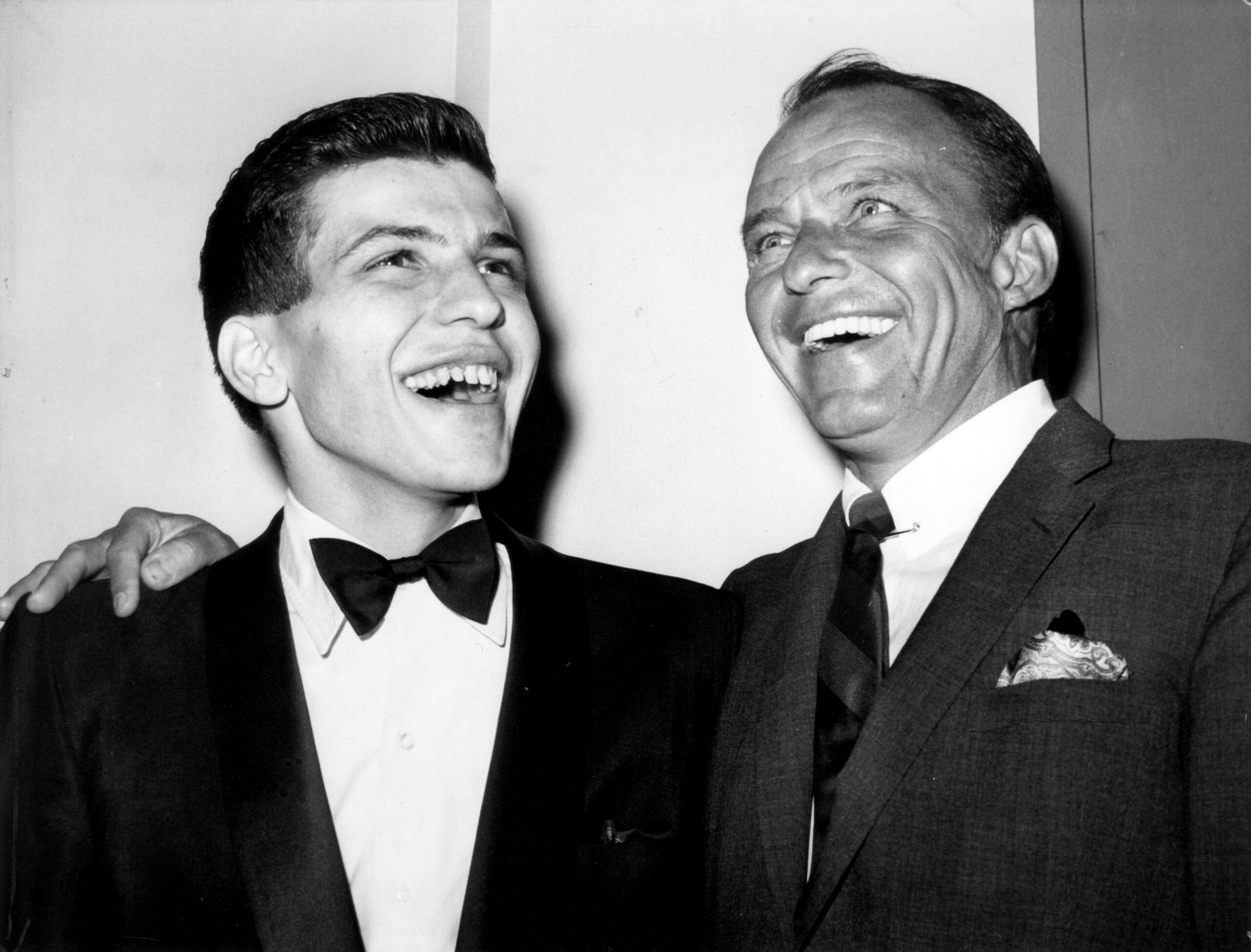 Frank Sinatra, Jr., Frank Sinatra