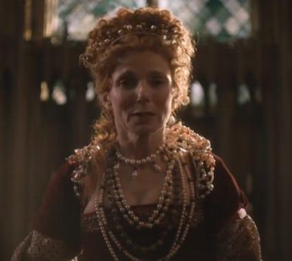 geri halliwell queen elizabeth i