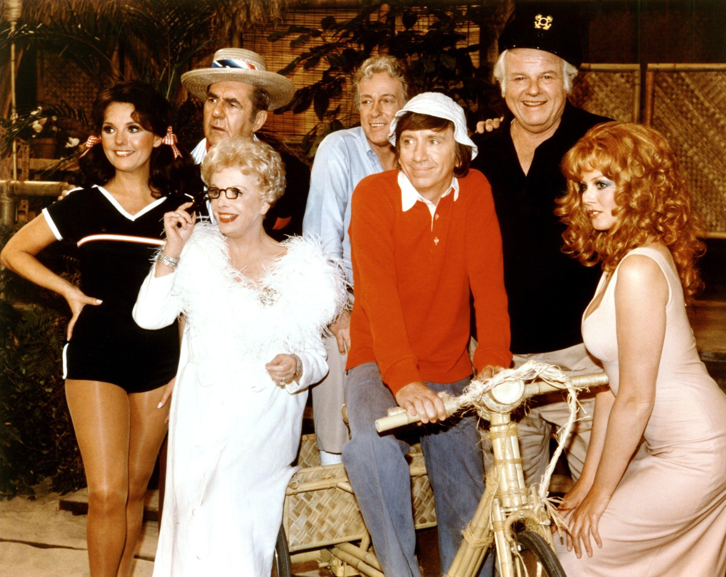 gilligan's island cast members